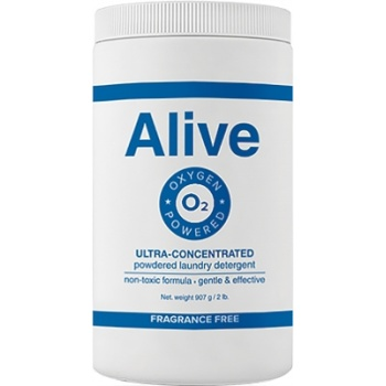 Alive Ultra-concentrated powdered laundry detergent (907 g)
