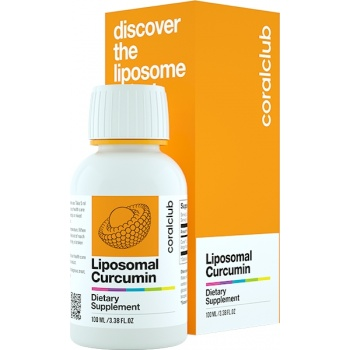 Liposomale Curcumine<br />(100 ml)