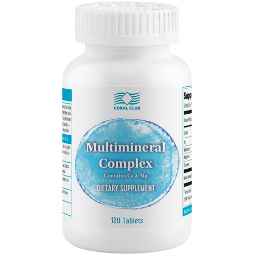 MultiMineral Complex, MagiCal, Heart, blood vessels, for the heart, for blood vessels, joints, for joints, women's health, fo